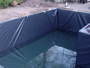 3d vijverfolie perfect op maat gemaakt en thuis bezorgt for Folie vijver